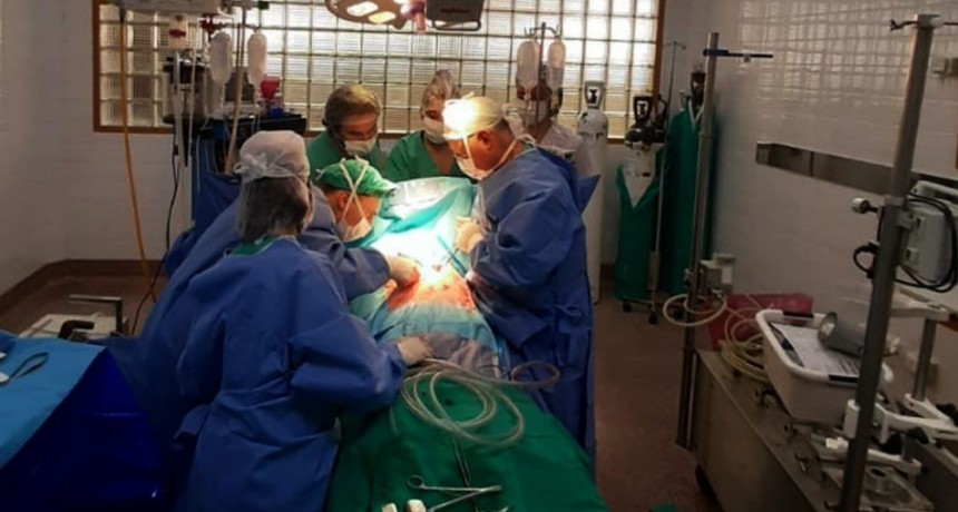 Pleno funcionamiento del servicio de cirugías cardiovasculares en el CICO
