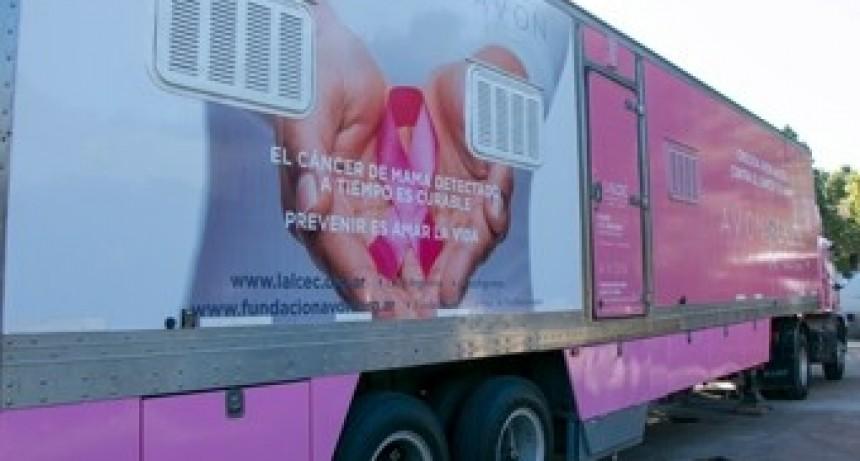A mediados de noviembre, retorna el mamógrafo de LALCEC
