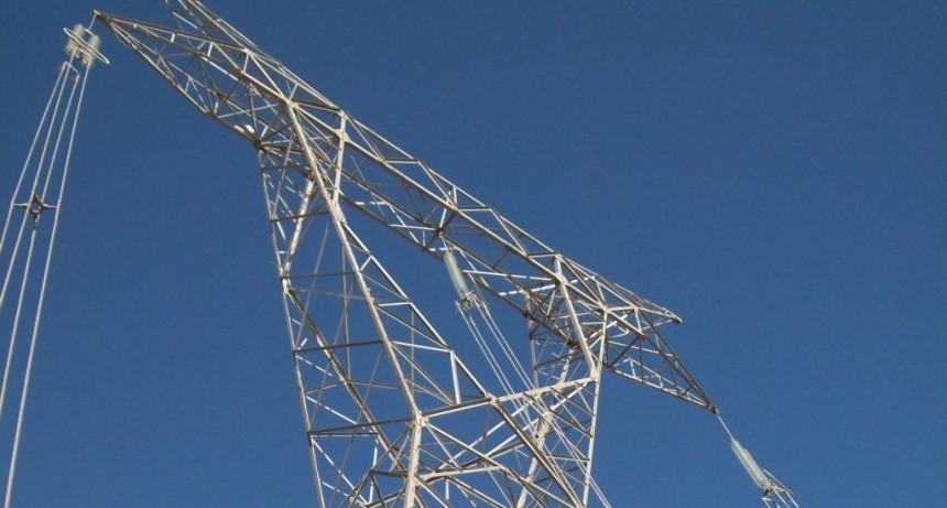 Por resolución, la gobernadora dispuso un incremento de la tarifa eléctrica