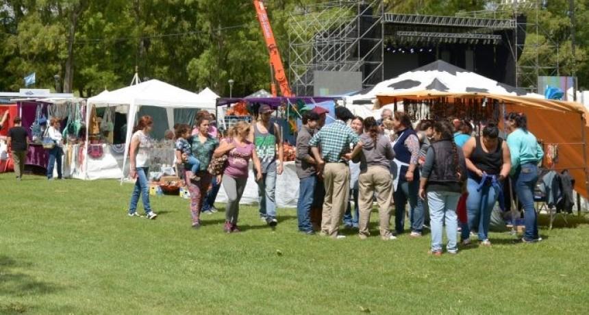 Fiesta Olavarría: convocatoria para emprendedores y artesanos