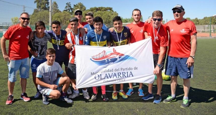 Torneo Interbarrial de Fútbol: comienzan los playoff