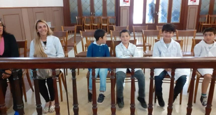 Declaran de Interés Legislativo un proyecto de Investigación de una escuela rural