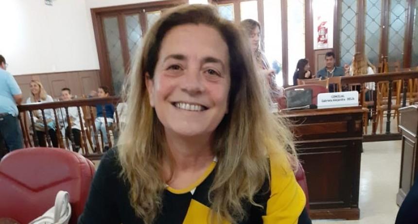 Margarita Arregui: habrá aumento de tasas