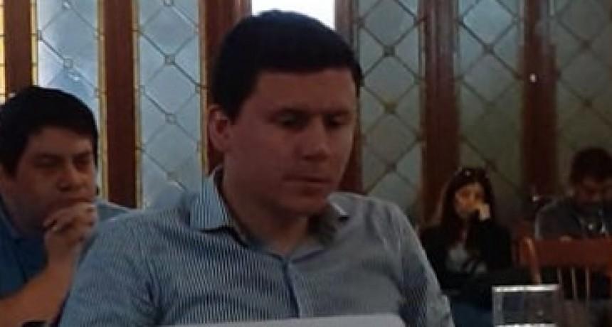 """Federico Aguilera:""""Ha sido un escenario terminante en Municipios como el nuestro"""""""