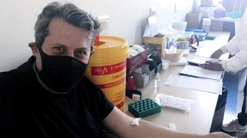 El primer voluntario argentino de la vacuna de Oxford confía en la aprobación y que la pandemia