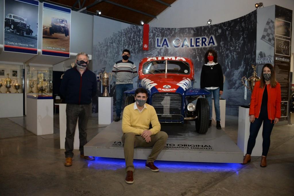 Se viene el séptimo aniversario del Museo Emiliozzi
