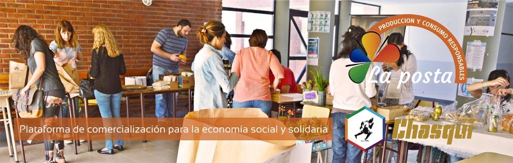 La Posta lanza una tienda virtual de productos de la economía popular