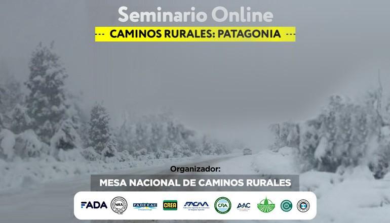 La problemática de los caminos rurales en la Patagonia
