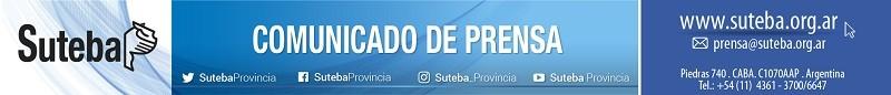 Plenario de secretarixs generales del Suteba: se aceptó la propuesta salarial por amplísima mayoría