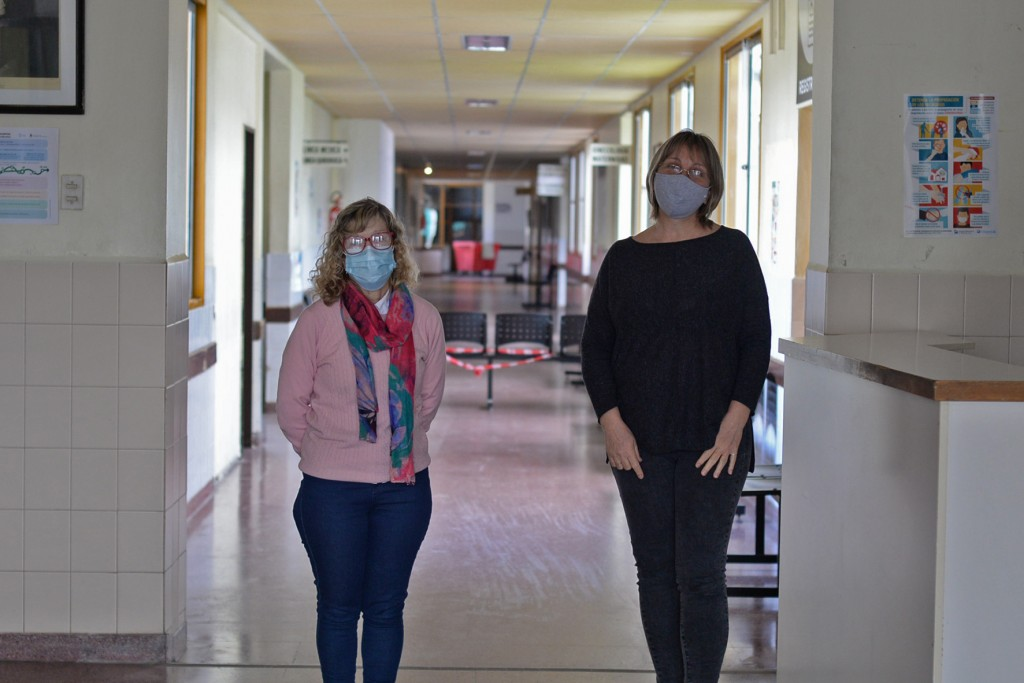 Covid-19: estudio para detectar anticuerpos en personal de salud asintomático