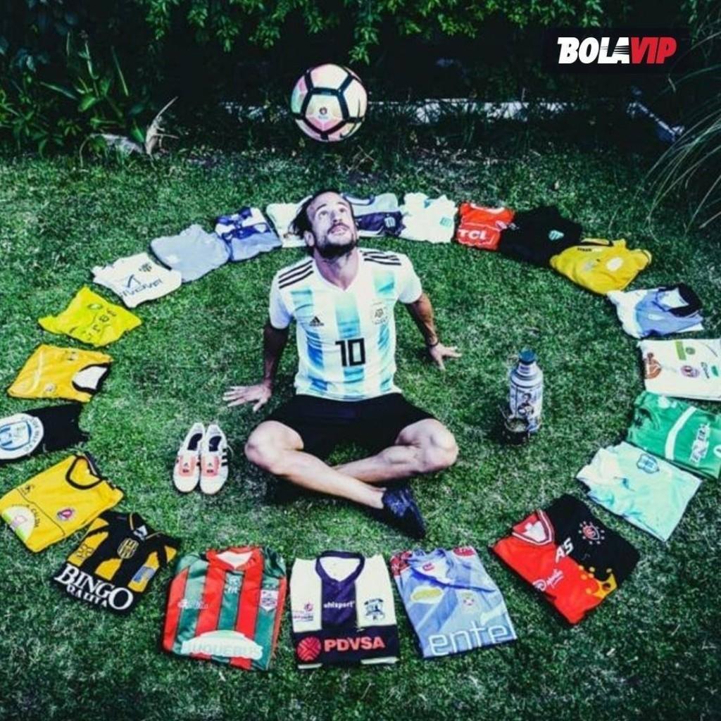 Nicolás Abot: Trotamundo del fútbol