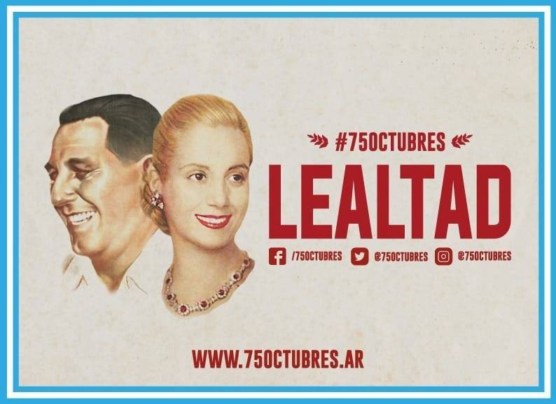 Movilización virtual #75octubres