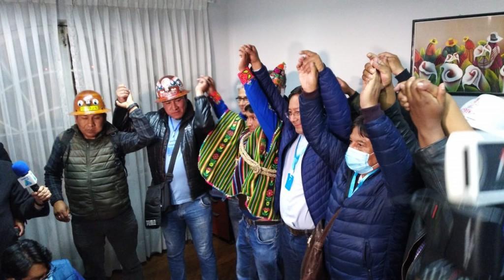 Bolivia eligió nuevo presidente