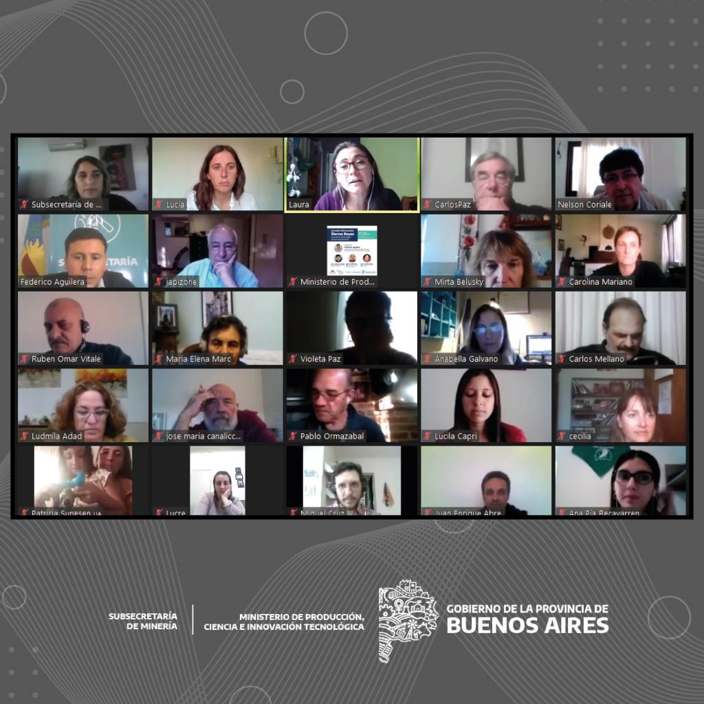 """Sierras Bayas """"Cuna de la diversidad minera bonaerense"""""""