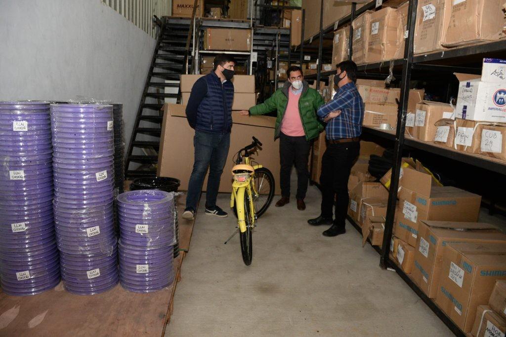 Bicicletas: una cadena de valor en la ciudad