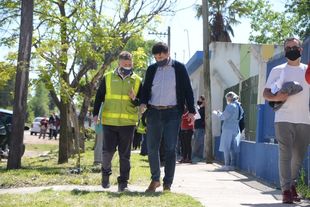 RTA en Barrio Belén y Magdalena