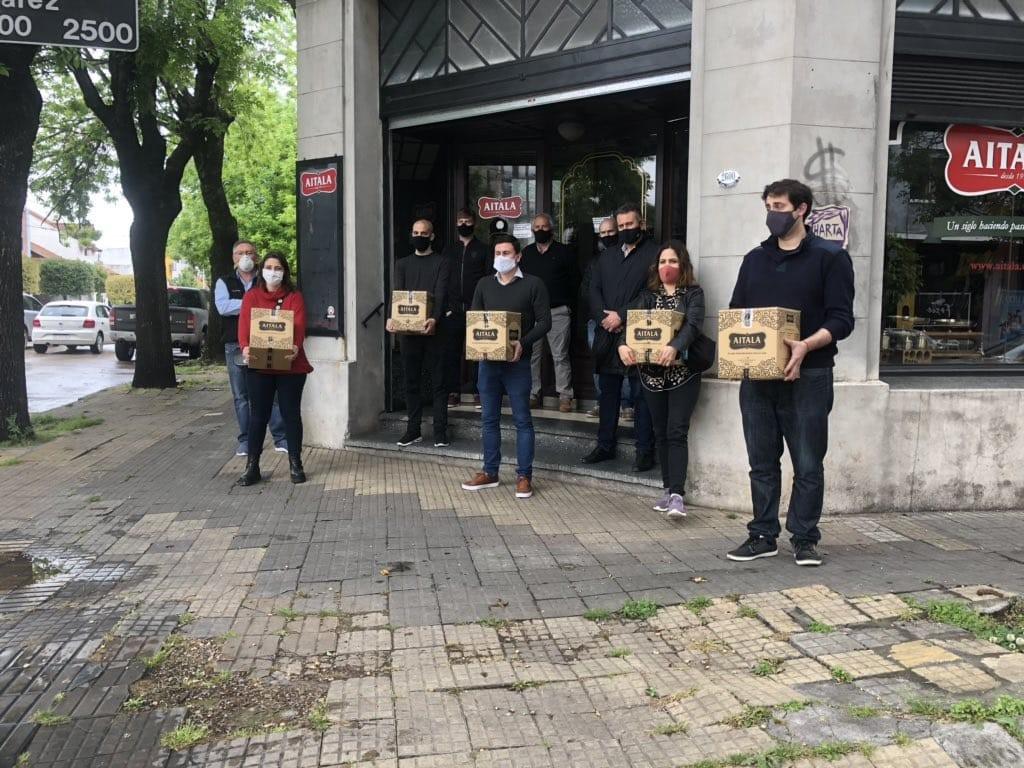 Satisfacción de la Unión Industrial por el contacto con funcionarios provinciales