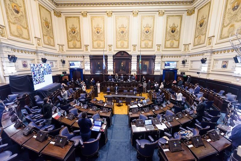 Diputados Sub 35 y el Comité de Dirección Idea Joven plantearon una agenda en común