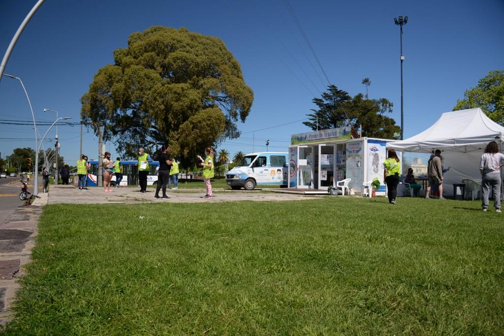 Más de 150 vecinos en el RTA del Paseo de la Salud