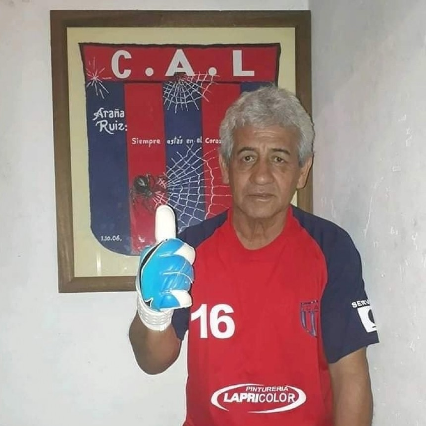 Antonio Ruiz: Fui arquero gracias a Vicente Martín