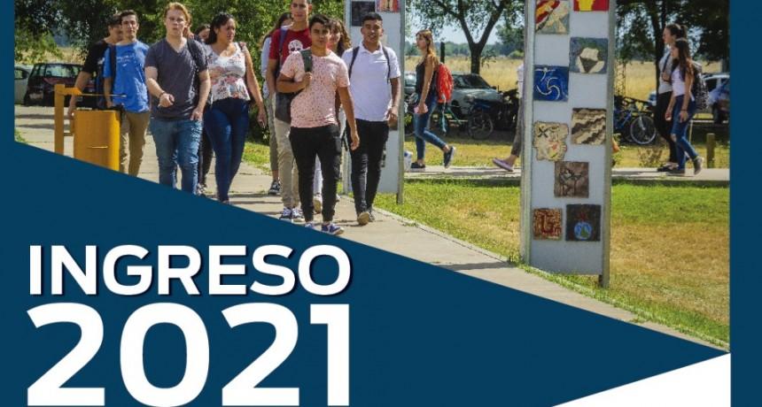 Abierta la inscripción para 2021 en Abogacía y Tecnicatura en Gestión Pública