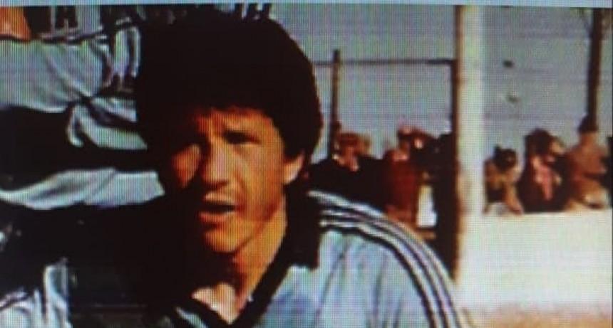 Luis Adolfo Galván: Disfruté mucho jugando en Loma Negra