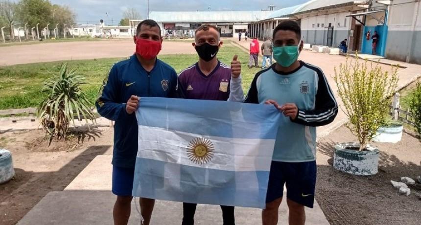 Maratón Solidaria Unidad 27
