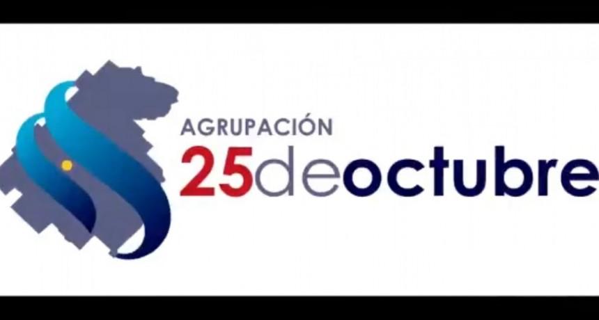 Lanzaron 'La 25 de Octubre' para apoyar al intendente Galli