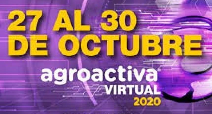 'Agroactiva virtual 2020  se viene desde Santa Fe al mundo'