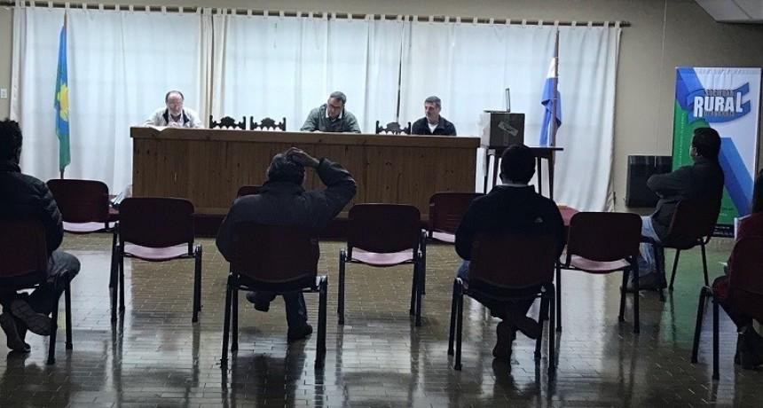 Asamblea de la Sociedad Rural de Olavarría