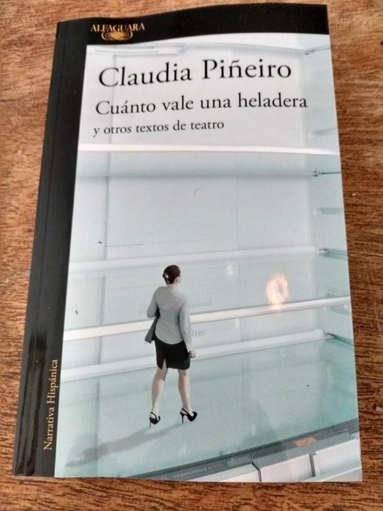 Una asidua de La Biblioteca: Claudia Piñeiro