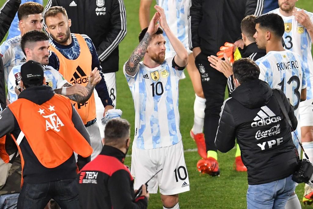Argentina pasó por todos los estados de ánimo, goleó y gustó
