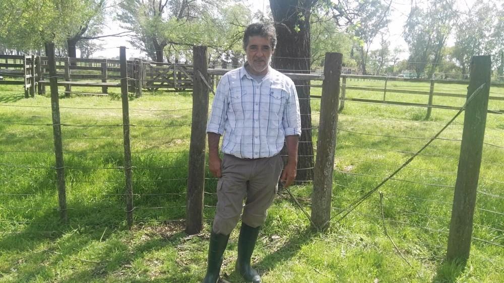 84 Expo Ganadera: el veterinario César Díaz se refirió al trabajo de admisión que realiza