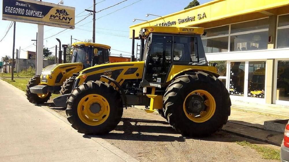 Tractores Pauny: desde la firma Daniel y Gregorio Sánchez se refirieron a los nuevos modelos