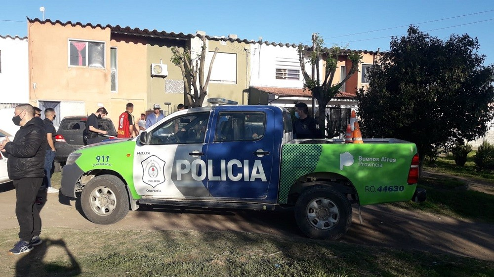 Personal policial esclareció un robo