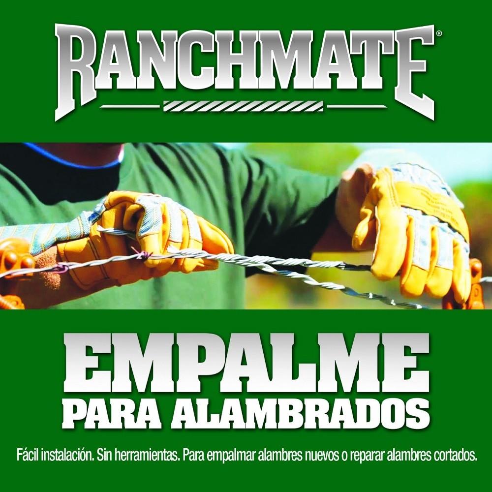 La empresa Ranchmate presenta el empalme para alambrados