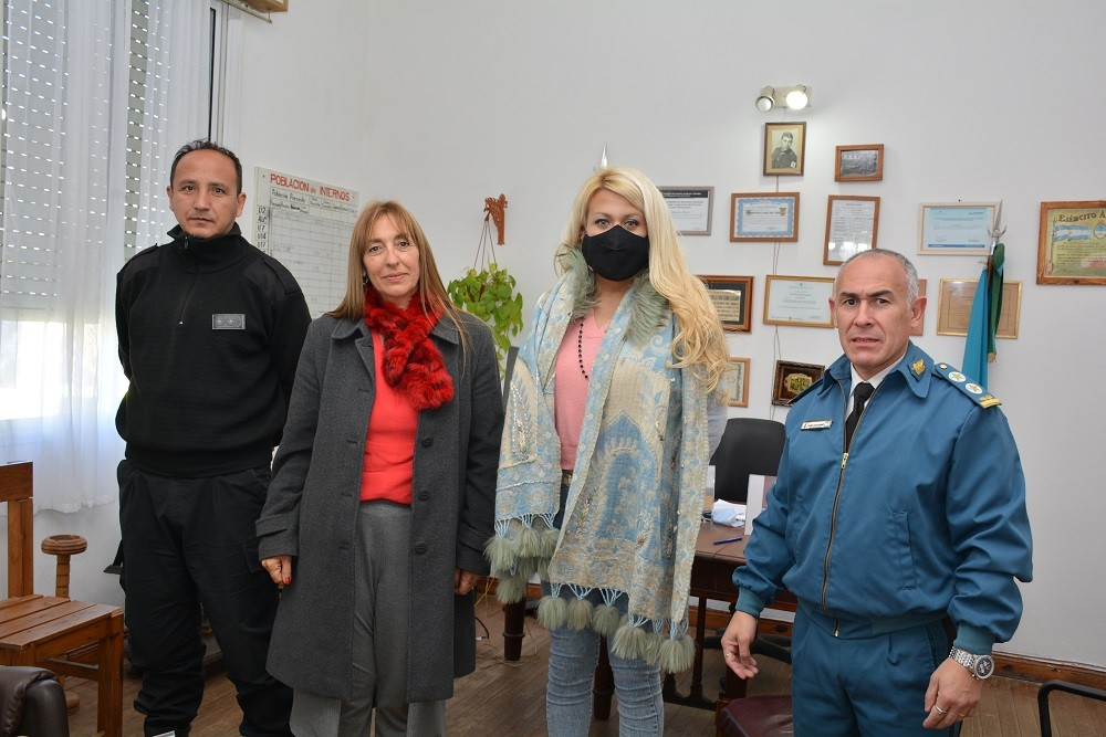 El Taller de Pelucas solidarias realizará las primeras entregas elaboradas en la Unidad 2