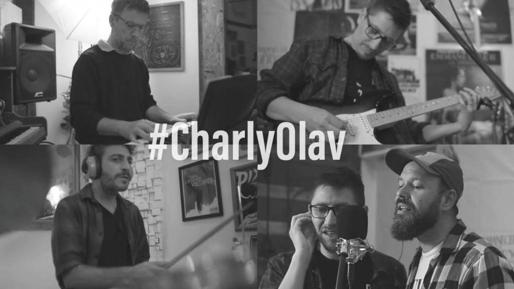 Foro Olavarría estrenó su homenaje por los 70 años de Charly García