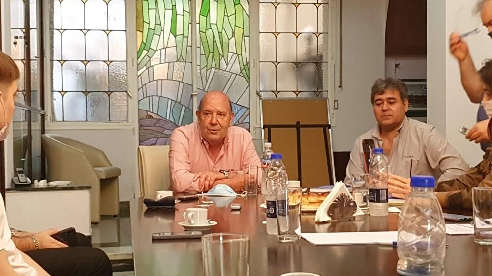 AOMA se refirió al acuerdo alcanzado con Minerar y Loma Negra