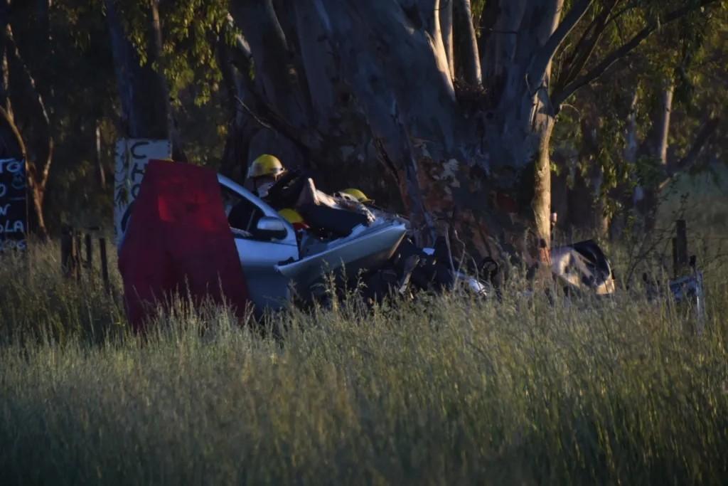 Un fallecido en hecho de tránsito sobre Ruta 51