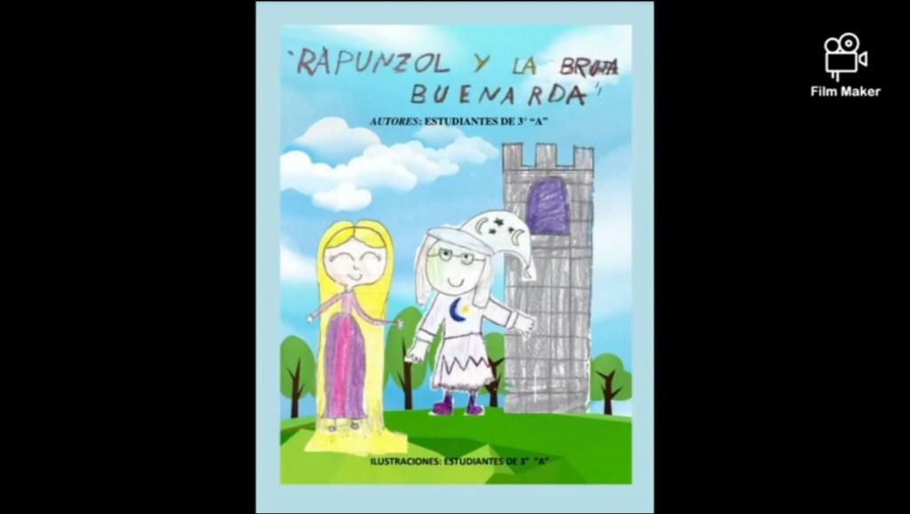 'Un cuento Rapunzel muy distinto'