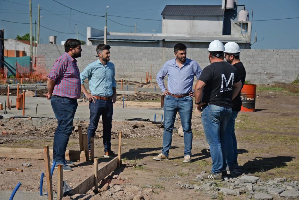 Tu.Vi: Primera etapa de obra para la construcción de viviendas industrializadas