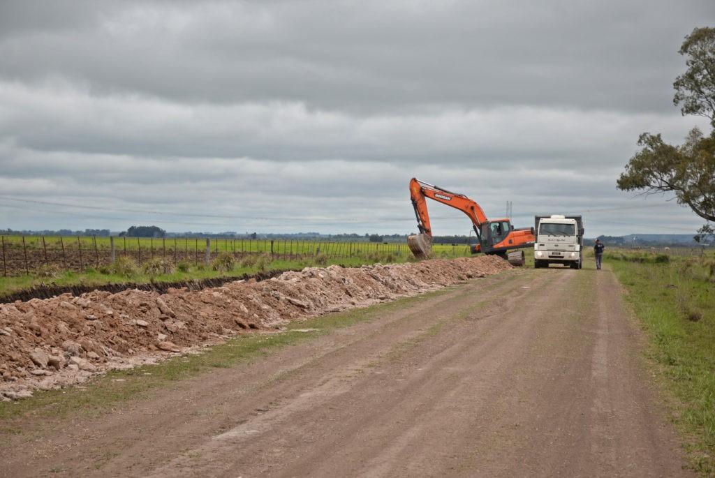 El Municipio destinará una inversión superior a los 120 millones de pesos para Caminos Rurales