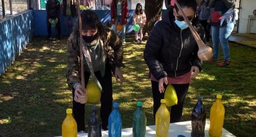 El Día de Familia se celebró en Jardines Maternales y Centros de Día