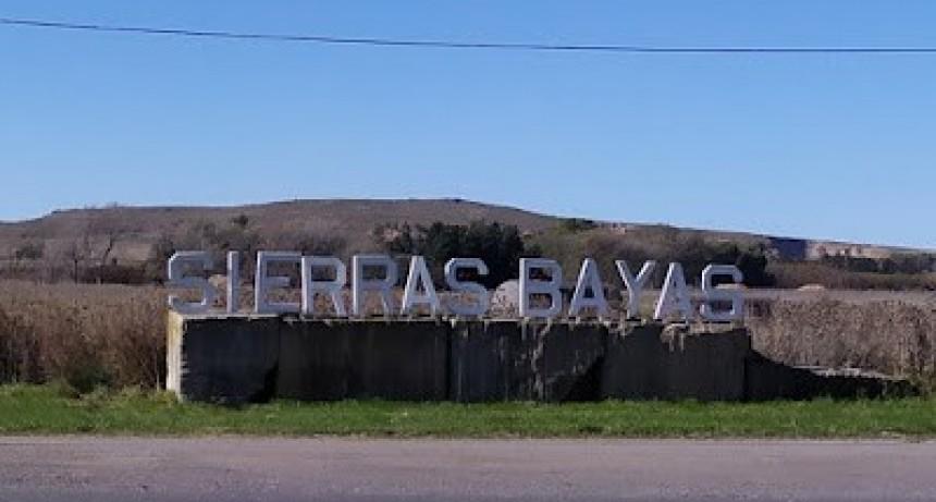Sierras Bayas: Robaron desmalezadoras de la delegación