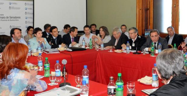 Se inició el debate por el presupuesto 2014 en el Senado Bonaerense