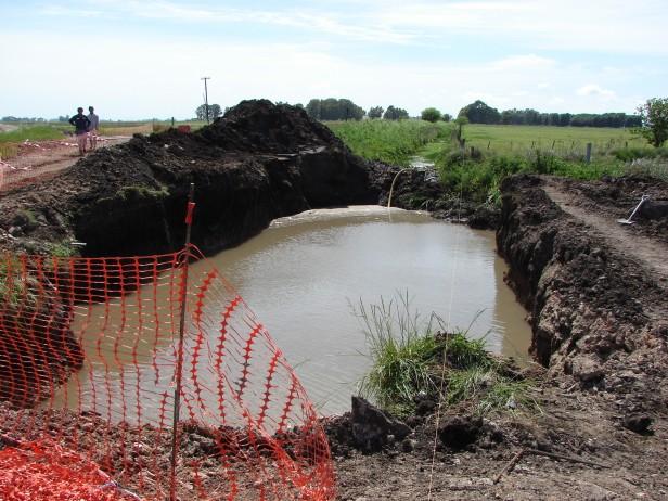 El Gobierno Municipal continúa los trabajos para prevenir inundaciones