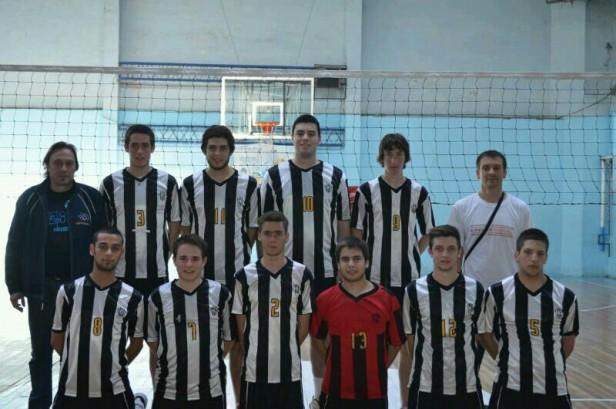 Voleybol. Estudiantes Subcampeón en los Juegos Evita