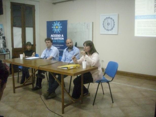 """Jornada de Promoción y Articulación de Políticas Públicas para ONG´s"""" OLAVARRÍA PARTICIPA"""