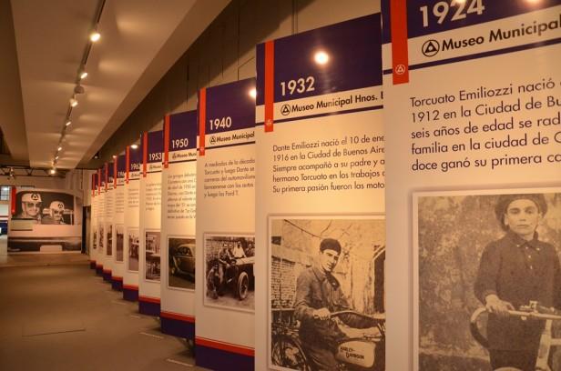 """Museo de Sitio  """"Hnos. Emiliozzi"""""""